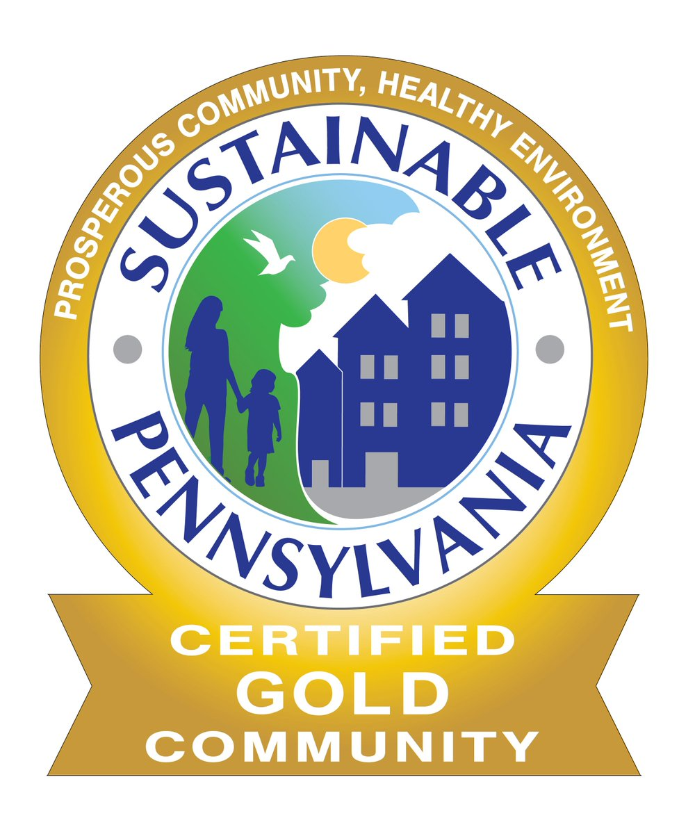 Congratulations Borough of Chambersburg on Selection as Sustainable Pennsylvania Community