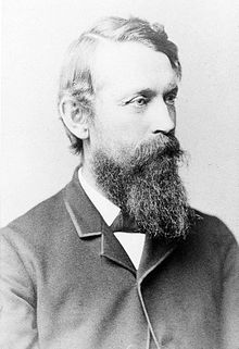 """Joseph Trimbel Rothrock. Pennsylvania's first Commissioners of Forests and known today as the """"Pennsylvania Father of Forestry."""""""