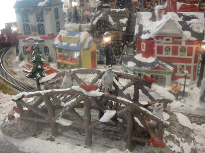 Holiday Fun Continues in Franklin County With The Cumberland Valley Model Railroad Open Houses