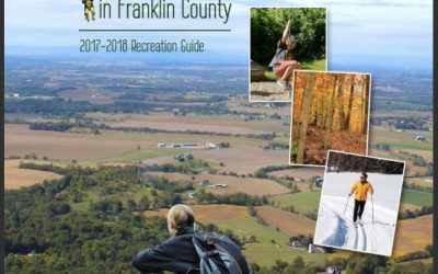 Stay On The Move in Franklin County With the New FCVB Rec Guide
