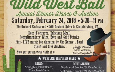 You Are WANTED…For The CVSM Wild West Dinner Dance & Auction