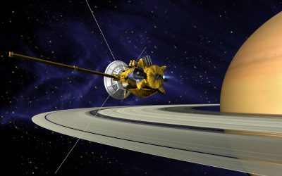 "Renfrew Institute Sponsors ""What Cassini Told Us About Saturn"""