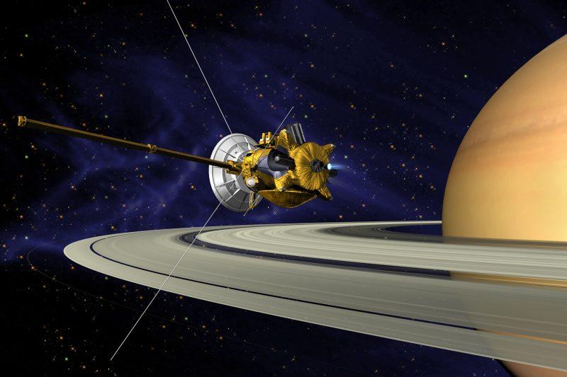 "Renfrew Institute Sponsors ""What Cassini Told Us About Saturn"""
