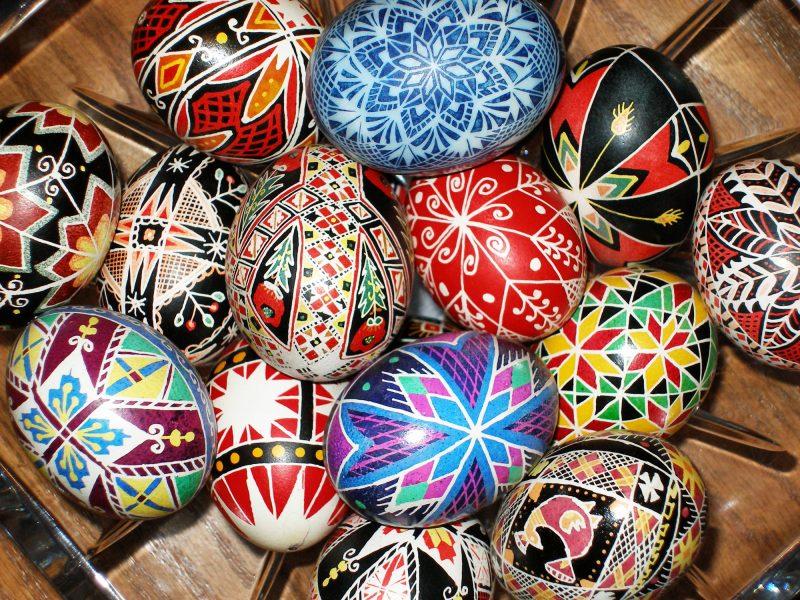 Renfrew Institute Sets Ukrainian Egg Workshop