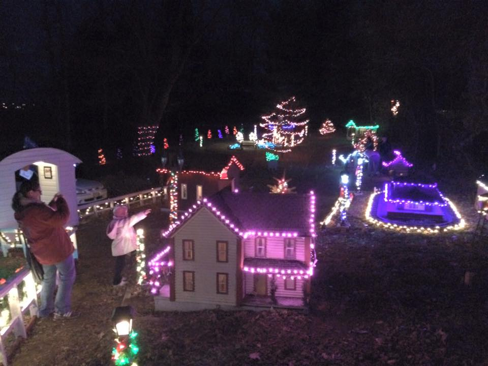 Tiny Christmas Lights.Shippensburg Tiny World 2017 18 Schedule Visit Franklin County Pa