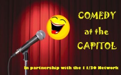 Comedy At The Capitol Theatre