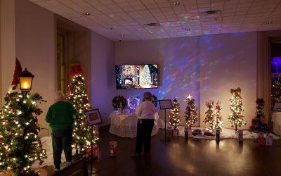 Franklin County Visitors Bureau Celebrates Holiday Season With Festival of Trees
