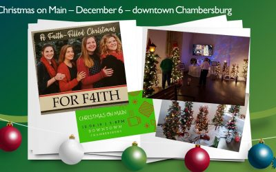 Catch The Holiday Spirit at Chambersburg's Christmas on Main