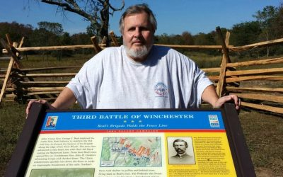 Ted Alexander Champion of Franklin County History