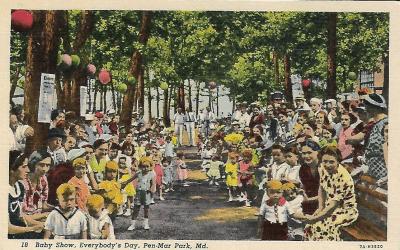 Waynesboro Day At Pen Mar Park