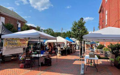 Franklin County Celebrates Labor Day Weekend