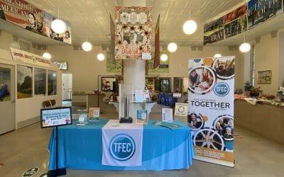 October 16 Is A Celebration at Franklin County Visitors Center